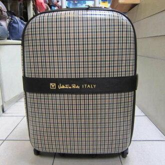 ~雪黛屋~義大利 范倫鐵諾 29吋 六輪 360度靈活旋轉行李箱 高密度楓 范倫鐵諾29吋D08-76893米格