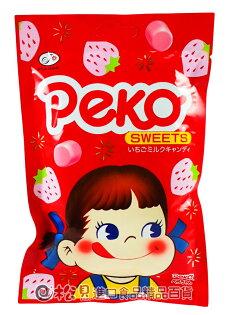 《松貝》不二家草莓牛乳糖100g【4902555118536】cb19