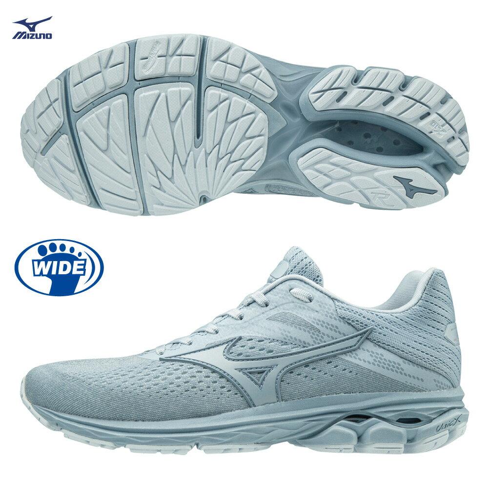 WAVE RIDER 23 寬楦一般型女款慢跑鞋 J1GD190423【美津濃MIZUNO】 0