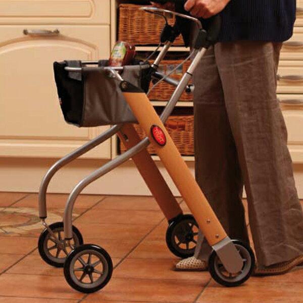 【福利品】瑞典北歐風設計Let's Go室內型步行推車★含一專用餐盤★ 2