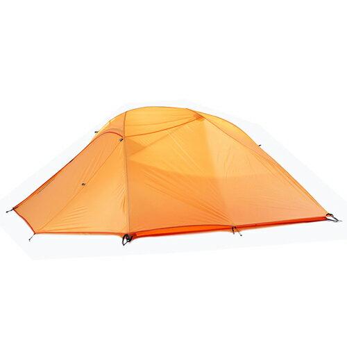 【露營趣】中和安坑 送地布 NatureHike NH15T003-T 鋁合金云尚三人帳篷 登山帳篷 露營帳篷 Big Agnes可參考