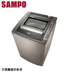 【SAMPO聲寶】17公斤好取式定頻單槽洗衣機ES-E17B(K2)【三井3C】