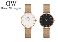 【 Daniel Wellington】 DW  精品手錶 白面/黑面金米蘭 28mm/32mm  (女 保固一年 Palace store) 0