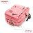 【vensers】 簡約丹寧牛仔後背包 (R00066104粉色) 2