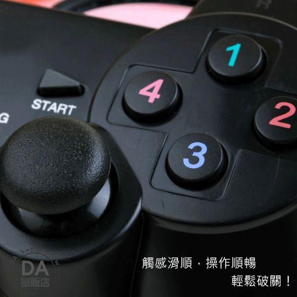 電腦搖桿 PC手把 USB【免驅動】遊戲 電腦遊戲用 雙震動 NBA 免安裝 (78-1877) 5