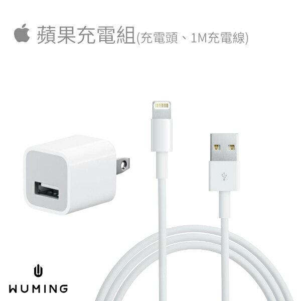 Apple 原廠品質 旅充組 旅充頭 + 充電線 廠傳輸線 iPhone 11 Pro Max i11 XS XR iX i8 iPad mini 『無名』 K10120 0