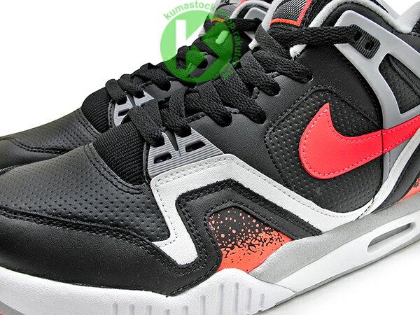 [26.5cm] 2020 NIKE LAB 限量發售 NIKE AIR TECH CHALLENGE II ANN QS BLACK LAVA 黑白紅 復古網球鞋 YEEZY 原型中底 阿格西 Andre Agassi 熱溶紅 (CQ0936-001) ! 2