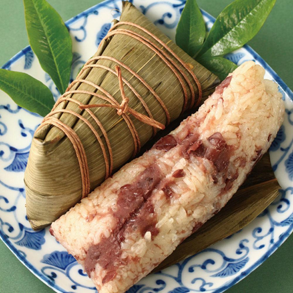 紅豆沙潮州粽(4入)(全素) 1