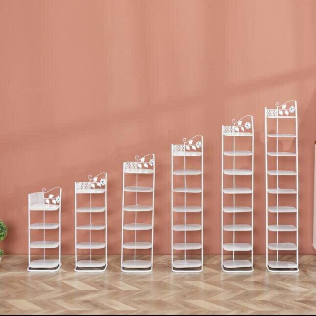 歐式鐵藝鞋架經濟型家用多層收納鞋櫃客廳宿舍防塵小鞋架簡易鞋架