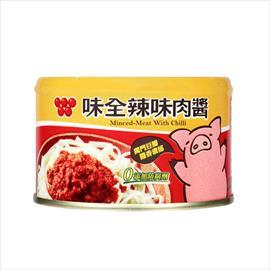 味全 辣味肉醬 150g