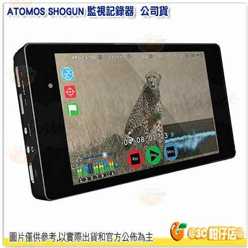可分期 澳洲 ATOMOS SHOGUN 幕府將軍 監視記錄器 公司貨 4K 7吋 高畫質 機上監視器 外接式監看螢幕