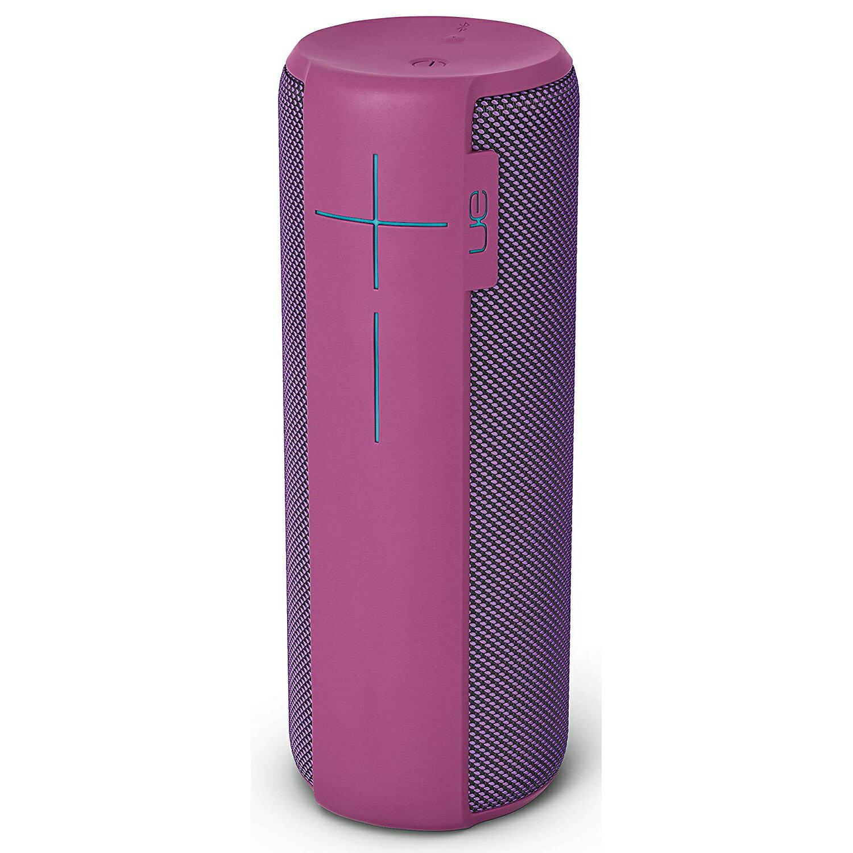 Ultimate Ears UE MEGABOOM Wireless Bluetooth Speaker Waterproof and  Shockproof - Plum
