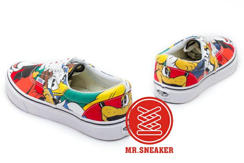 ☆Mr.Sneaker☆ VANS x Disney ERA 聯名 迪士尼 米老鼠 米奇 MICKEY 彩色 2