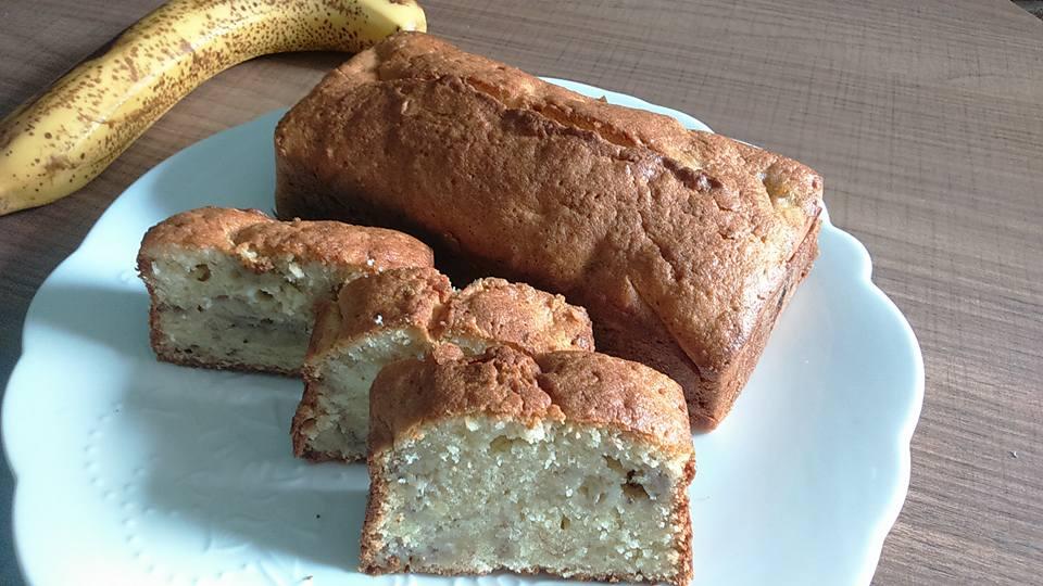 【Honeys 】香蕉磅蛋糕 (450g) 營養 健康 美味吃得到 嚴選台灣香蕉製作