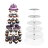 6 Tier Acrylic Round Transparent Cake Stand For Wedding Party Birthday Display 2