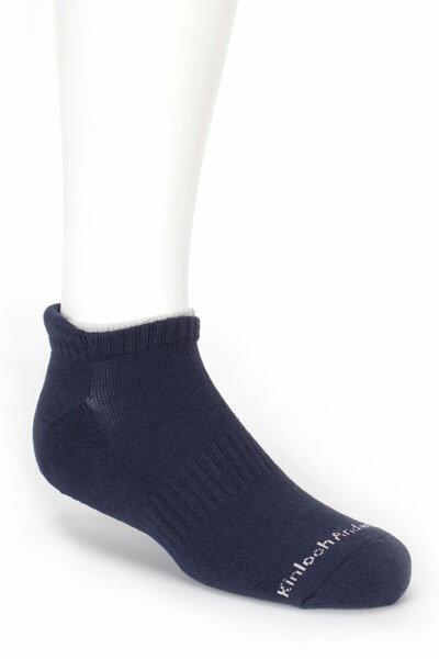 【金‧安德森】男版護跟毛巾底腳踝襪