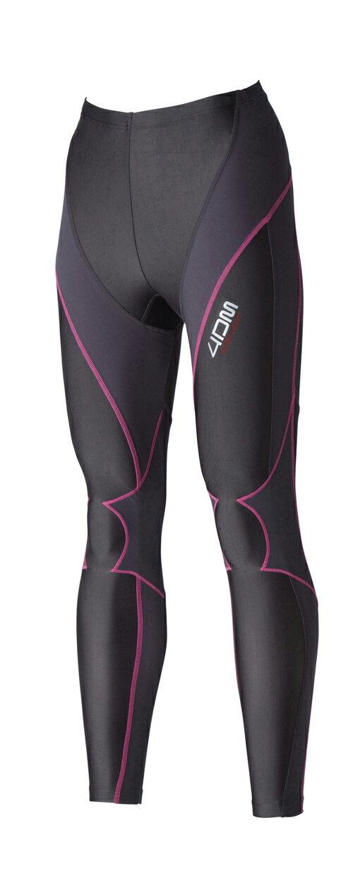 4DM 極輕量機能壓縮褲(女) 2