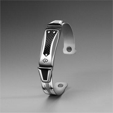 Colantotte直營網路專櫃MAGTITAN NEO LEGEND鋼鐵人磁石手環/碳纖維加工(復仇者聯盟電影商品) 1