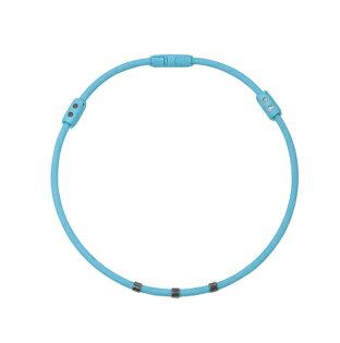 Colantotte直營網路專櫃 WACLE NECK Ge+ 磁石/鈦鍺(TG稀有金屬)項圈/天藍