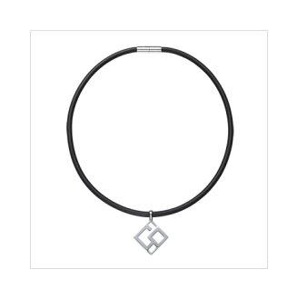 Colantotte直營網路專櫃 COLANTOTTE TAO NECKLACE CO橡膠磁石項鍊