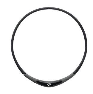 Colantotte直營網路專櫃 FLEX NECK Ⅰ 磁石防水型項圈 / 黑x灰