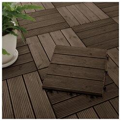 園藝木質拼裝板 NT-TW03 DBR NITORI宜得利家居