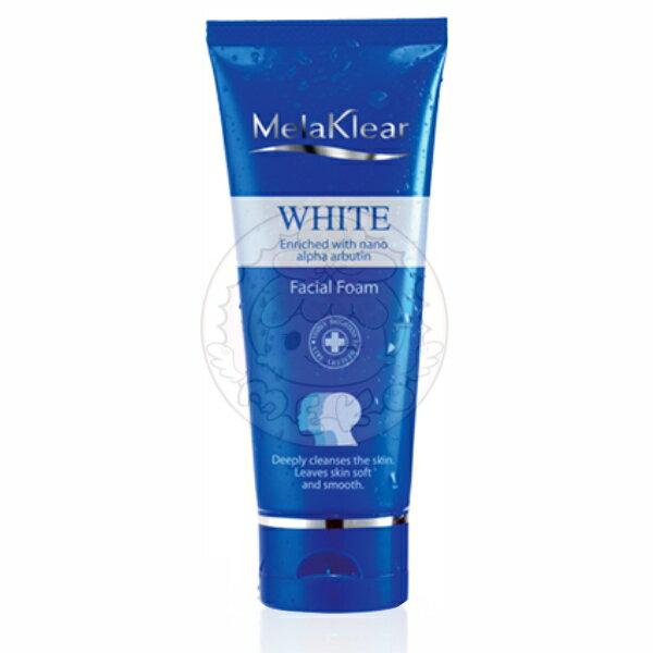 【泰國MelaKlear】亮白洗面乳