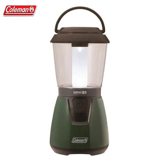 【露營趣】中和安坑ColemanCM-27304CPX6單管型LED營燈II綠130流明露營燈野營燈掛燈照明燈