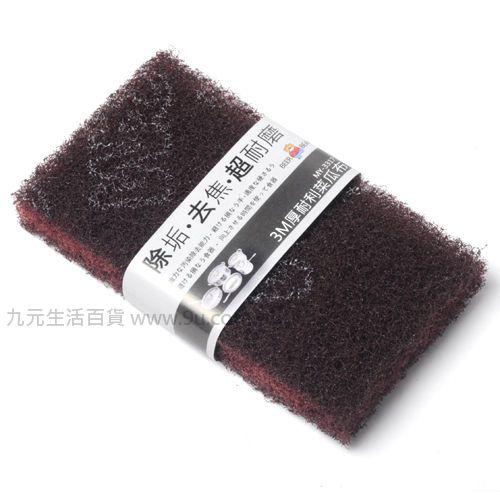 【九元生活百貨】皮久熊 3M厚耐利菜瓜布 去焦菜瓜布