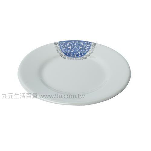 【九元生活百貨】Y208敦煌圓盤-大 餐盤 盤子