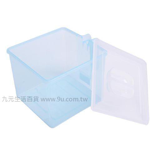 【九元生活百貨】佳斯捷 1238 小方塊儲物盒 收納盒 整理盒