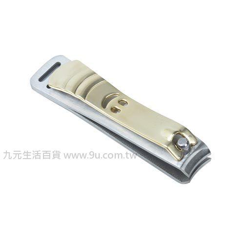 【九元生活百貨】LS2481不鏽鋼造型指甲剪 指甲剪