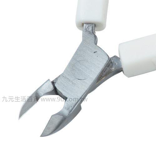 【九元生活百貨】LC1803塑柄彈簧鉗 指甲剪