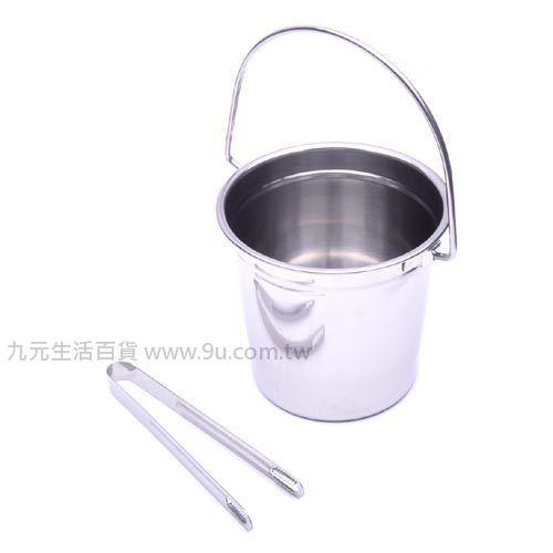 【九元生活百貨】不鏽鋼冰桶 冰桶