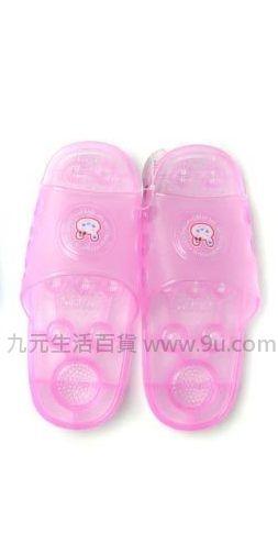 【九元生活百貨】浴室拖鞋-粉紅 拖鞋 浴室拖
