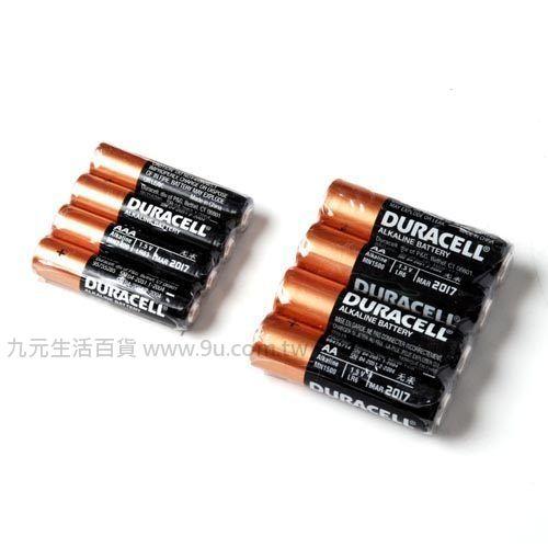【九元生活百貨】金頂四號鹼性電池-4入 鹼性電池 4號電池