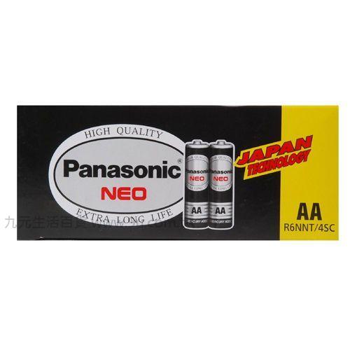 【九元生活百貨】Panasonic國際牌3號環保電池-4入 3號電池