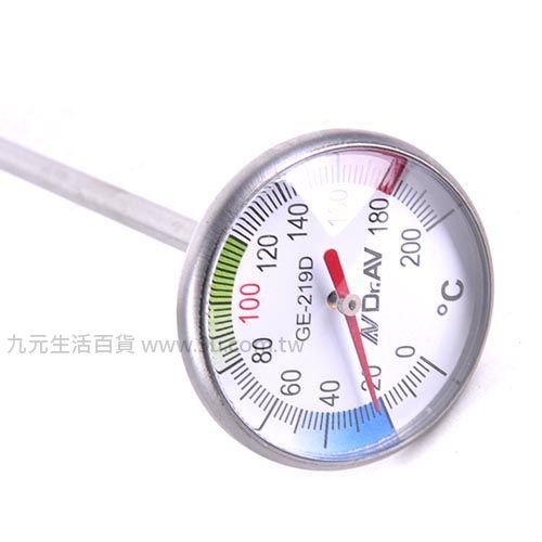【九元生活百貨】GE-219D筆型溫度計 探針 棒型溫度計