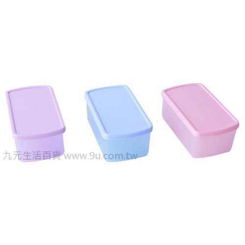 【九元生活百貨】條紋保鮮盒 保鮮盒