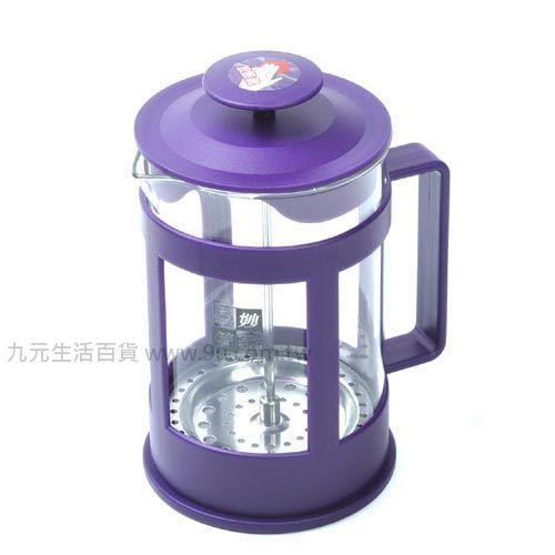 【九元生活百貨】妙管家HKP600高質沖茶器 沖茶杯