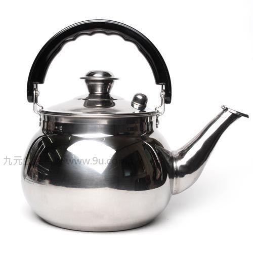 【九元生活百貨】5L不鏽鋼笛音壺 茶壺
