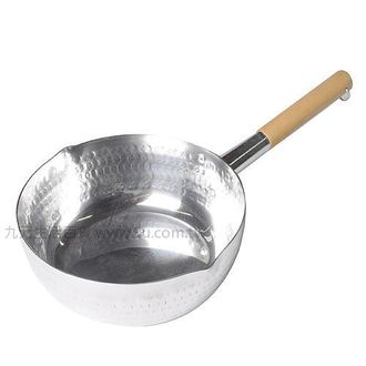 【九元生活百貨】御膳坊20cm拋光雪平鍋 牛奶鍋 單柄鍋