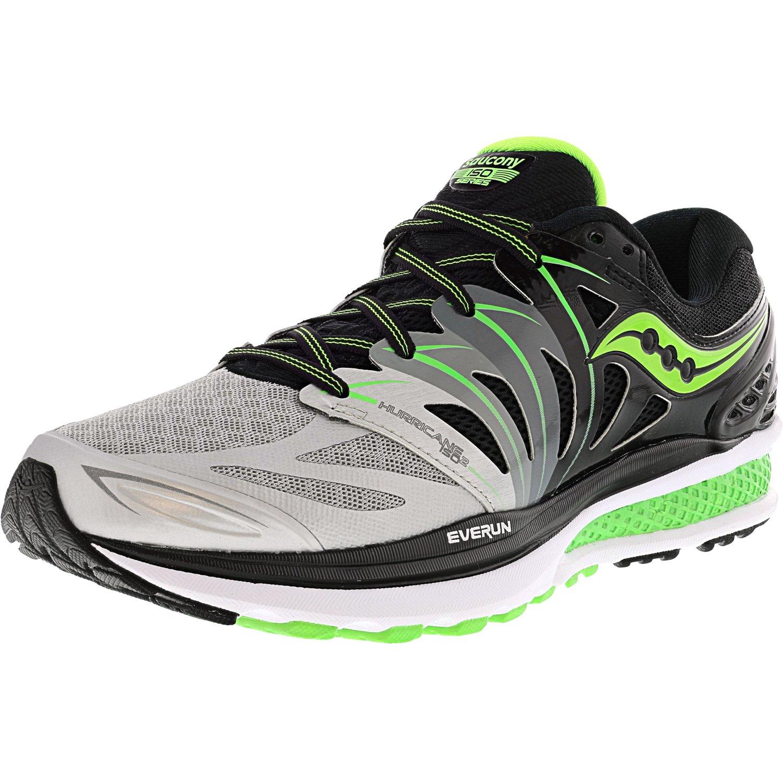 Saucony Men's Hurricane Iso 2 Ankle-High Running Shoe 0