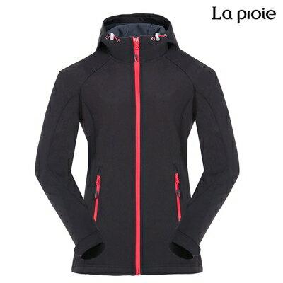 La proie 女式軟殼外套-(三色) 1