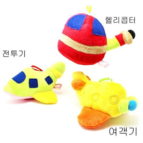 【小樂寵】直升機/飛機造型發聲玩具.三款
