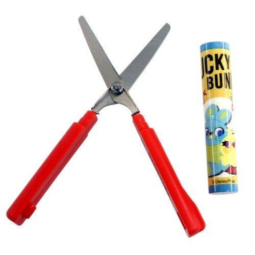 玩具總動員Toy story 攜帶式剪刀,安全剪刀 / 旅行剪刀 / 攜帶式剪刀 / 隨身輕便剪刀 / 筆型剪刀,X射線【C609843】 2