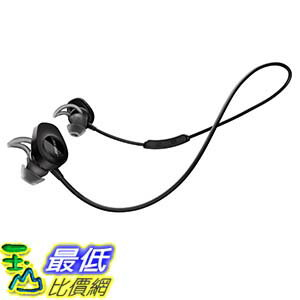 [107美國直購] 耳機 Bose SoundSport Pulse Wireless Headphones, Black color (With Heartrate Monitor)