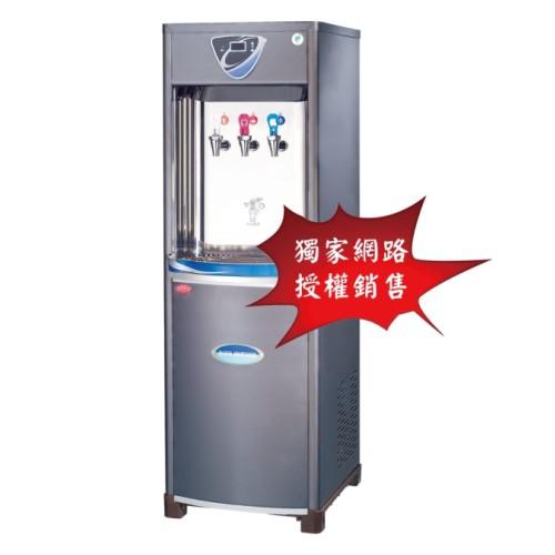 Buder 普德CJ-171三溫標準型飲水機 ~普德公司貨~全省免費安裝+原廠五道式微電腦RO純水機(內置)