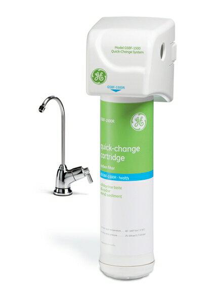 【GE 奇異】標準型家用淨水器 GSBF-1500