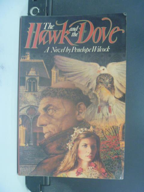 【書寶二手書T4/原文小說_JIB】The Hawk and the Dove_Penelope